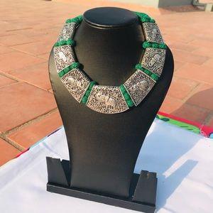 Jewelry - Boho Tribal Hippie Rope Necklace - New